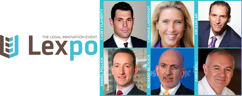 Lexpo 2016 – onmisbaar voor kantoren die innovatie serieus nemen